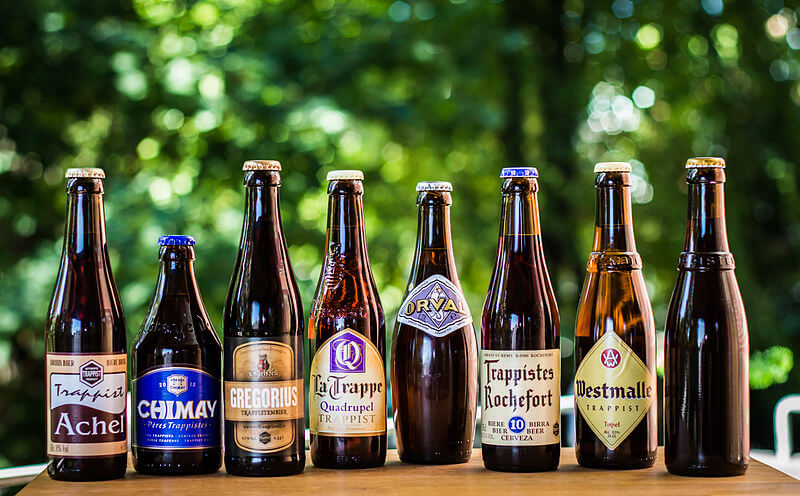 トラピストビールの種類